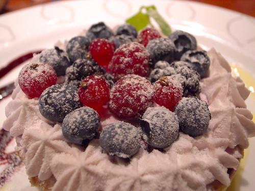 ベリーのタルト(berry tart)