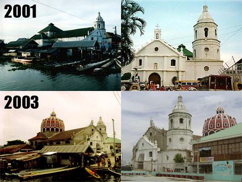 church of santa lucia sasmuan pampanga philippine heritage watch