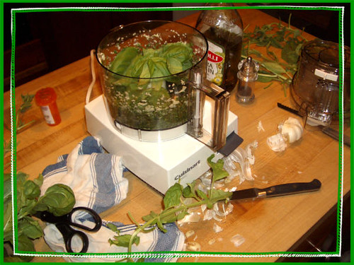 pesto magic