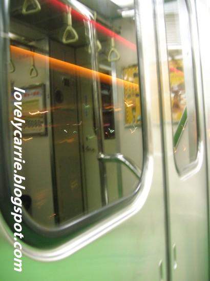 往福隆的火車