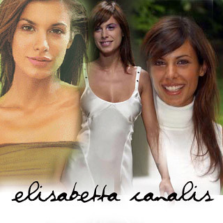 O-Elisabetta Canalis - Vieri