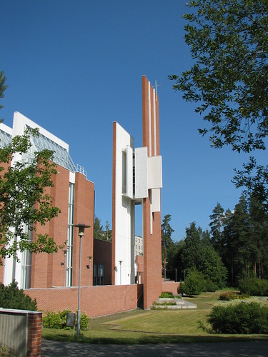 M�nnist�n Pyh�n Johanneksen Kirkko, Kuopio, Finland