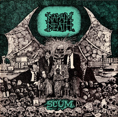 napalm death | scum