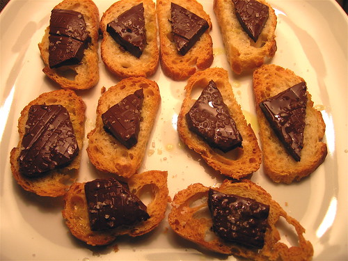When Bread, Chocolate, Olive Oil and Salt Had A 4-Way - Amateur ...