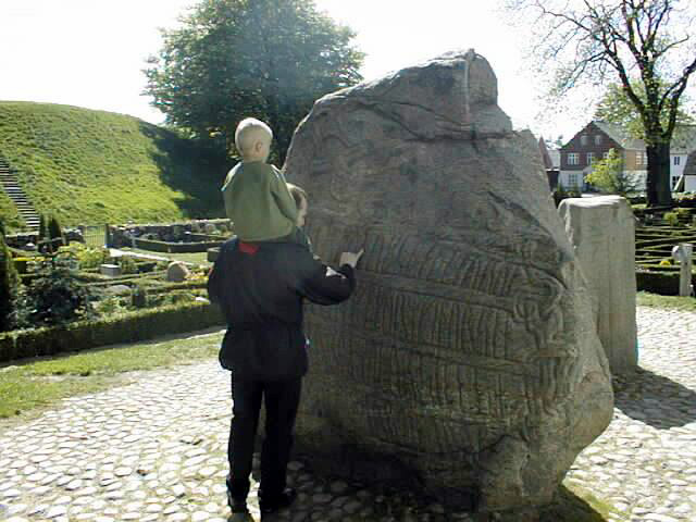 The Jelling Stone