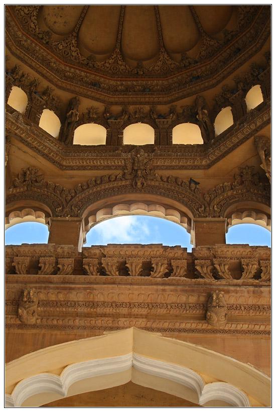 Thirumalai Nayak Palace Ceilling #2
