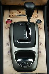 2007 Jaguar XK Cockpit