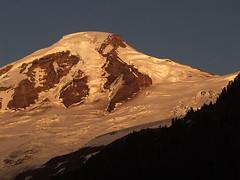 Mt Baker Sunset