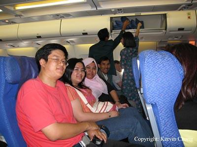 Airbus-seat