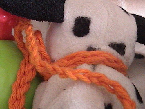 Crochet Dog Leash