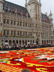 Flower Carpet - Town Hall