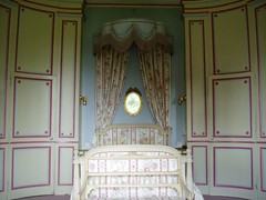 Bedroom in the chateau