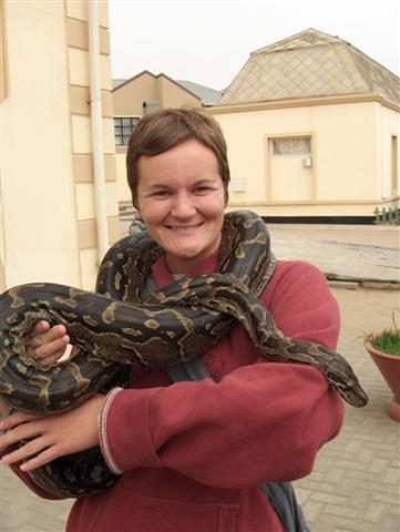 Peggy the Python