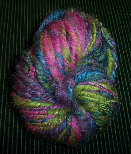 Pixie Hand spun yarn