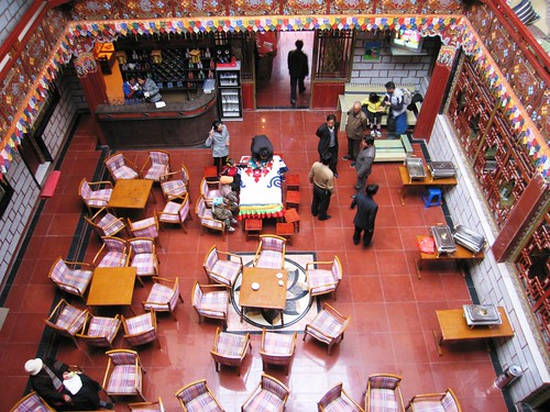 Daxia Hotel - Lhasa, Tibet - May 2006