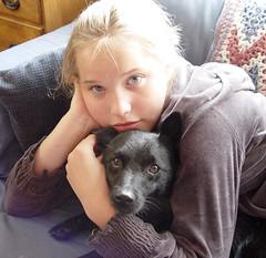 Emily and Kodiak