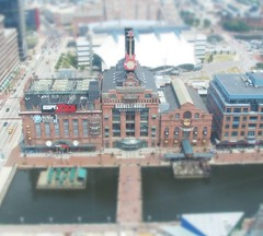 Tilt Shift Mini Fake: Power Plant
