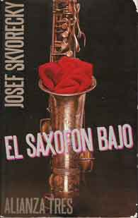 JosefSkvorecky-SaxofonBajo