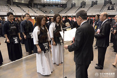 The 20th All Japan Women's Corporations and Companies KENDO Tournament & All Japan Senior KENDO Tournament_061