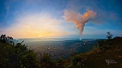 Volcano Sunrise photo by sbslatts