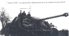 1945- Alsace - BM 21- Pont de Krafft