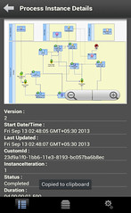 Software AG mobile BPM 3
