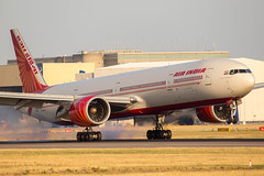 Air India Boeing 777-300/ER VT-ALM photo by LHR Local