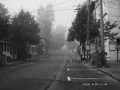 early morning street photo by Love to draw2012