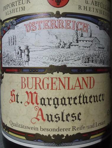 Østrig vinskandale 1985