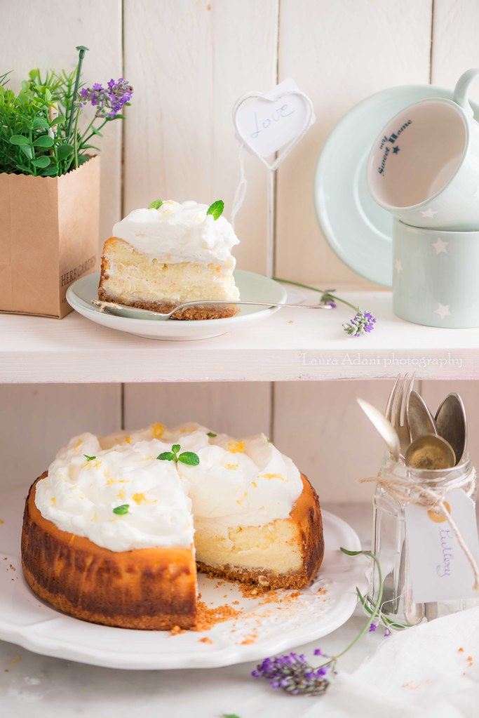 classic lemon cheese cake-5547