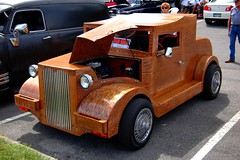 Wooden Car photo by NC Mountain Man