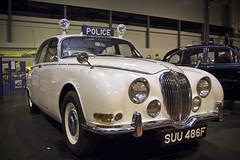 Jaguar MK2 Police photo by phillylomo