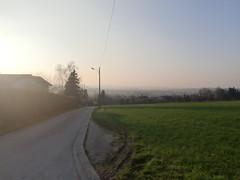 Chemin de la Horgne