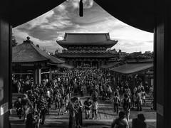 Sensō-ji During Sanja Matsuri (Tokyo, Japan. Gustavo Thomas © 2013) photo by Gustavo Thomas