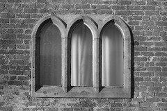 Windows in the Church hall Leica M8 camera jpeg 28mm Summicron ASPH photo by Man with Red Eyes