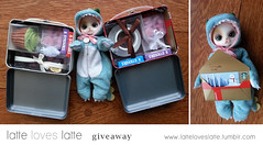 Latte Loves Latte GIVEAWAY! photo by BrittMiscast