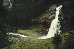 Krimml Waterfalls photo by desomnis