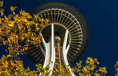 Seattle Space Needle photo by John A. McCrae