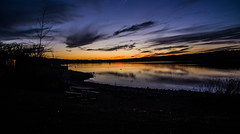 Sunset Lake Galena south shore_DSC1435 photo by nkatesphotography