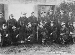 Poche de Royan- 1944 26 déc. - BM 5- groupe du BM 5 - Col. Bernard Bellanger