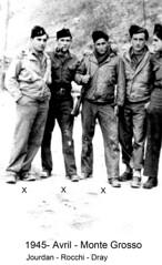 BM 4 Chambarand - 1945 Avril_MonteGrosso - Fonds Emile Gauthier