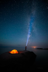 Shooting the Stars photo by Henry w. L