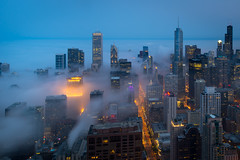 Chicago Blue photo by PeteTsai