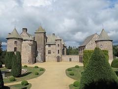 Château de Cordès (XVe-XVIIIe), Orcival (63) - [Explore du 2 oct. 2013] photo by Yvette Gauthier