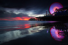 The memory Seeker, Santa Monica Pier, Ca photo by ™ Pacheco