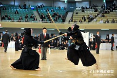 60th All Japan Police KENDO Tournament_007