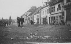 Franche comté - 1944 - Giromagny- Fonds Gérard Galland - 22 novembre 1944 -