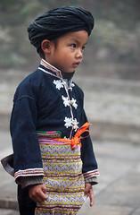 Guizhou : Longga village, Changjao Miao #29 photo by foto_morgana