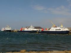 Three ferries photo by stuartcroy