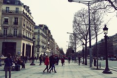 the city, Paris, France photo by Luke,Ma